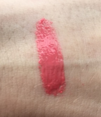 Chanel Rouge Allure Gloss Swatch