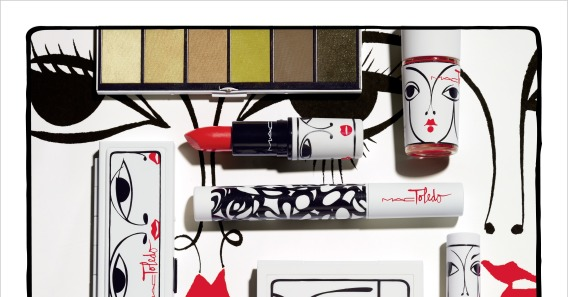 Isabel and Ruben Toledo for Mac Collection 1