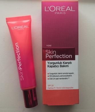 L'oréal Skin Perfection Anti-Fatigue Perk-Up Cream