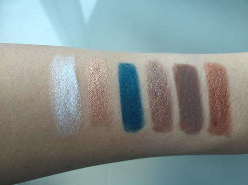 Rimmel London Scandaleyes Shadow Stick Swatches 1