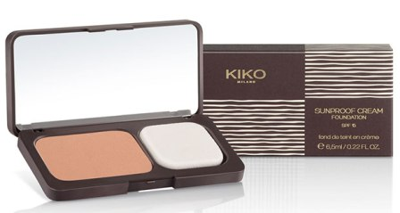 Kiko Modern Tribes Cream Foundation