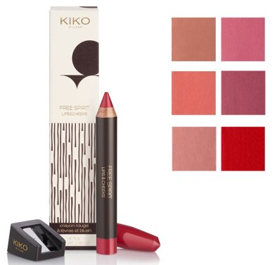 Kiko Modern Tribes Lip & Cheek Pencil
