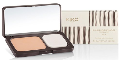 Kiko Modern Tribes Powder Foundation
