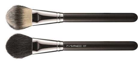 Mac Philip Treacy Face Brush