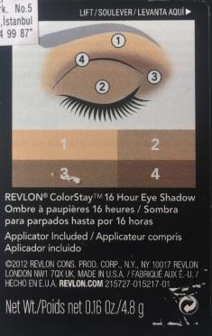 Revlon Eyeshadow Palette 2