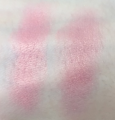 Sleek & Nars Swatches 1