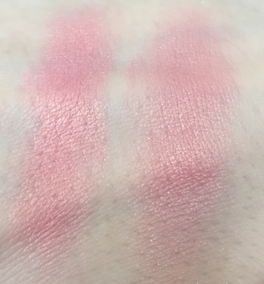 Sleek & Nars Swatches 2