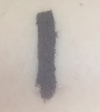 Maybelline Lasting Drama Gel Liner Swatch 1