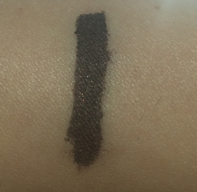 Maybelline Lasting Drama Gel Liner Swatch 2