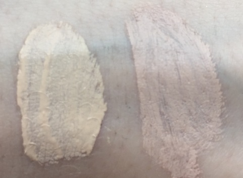 Urban Decay Naked Skin Weightless Complete Coverage Concealer Swatch