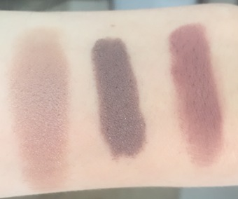 Kiko & Wet'n'Wild Swatches 1