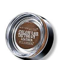 Maybelline Color Tattoo Leather - Chocolate Suede