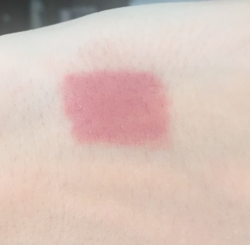 NYC Cityproof Twistable Intense Lip Color Swatch