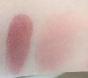 Too Faced Full Bloom Cheek & Lip Crème Color Swatch