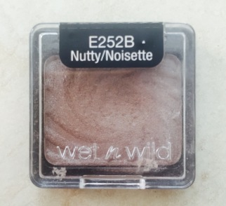 Wet'n'Wild Color Icon Eyeshadow Single 1