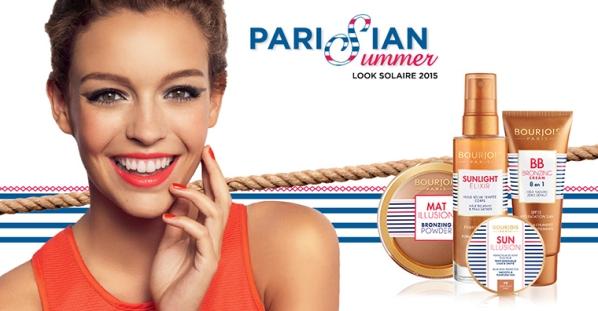 Bourjois Parisian Summer 1