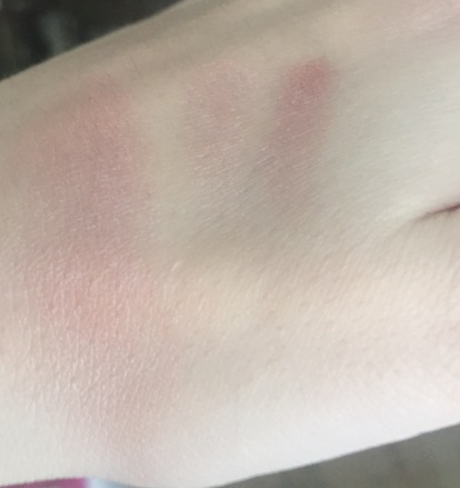 Max Factor Creme Puff Blush Nude Mauve Swatch 1