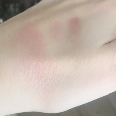 Max Factor Creme Puff Blush Nude Mauve Swatch 2