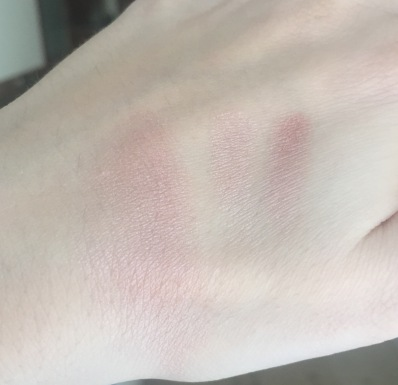 Max Factor Creme Puff Blush Nude Mauve Swatch 3