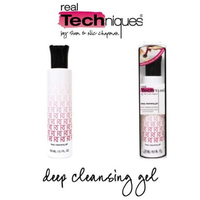 Real Techniques Deep Cleansing Gel