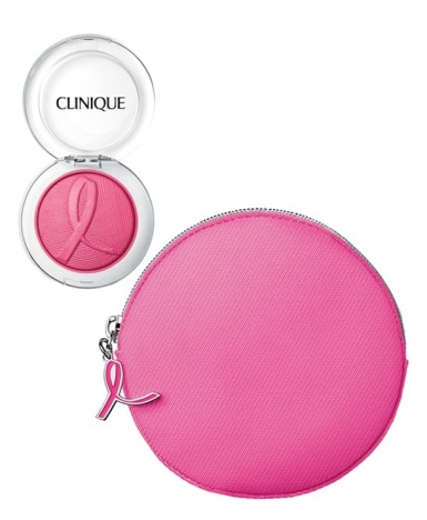 Clinique Pink with a Purpose Cheek Pop 2