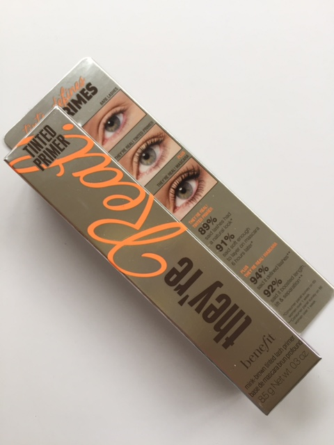 MY WISHLIST / İSTEK LİSTEM: BENEFIT THEY'RE REAL TINTED PRIMER