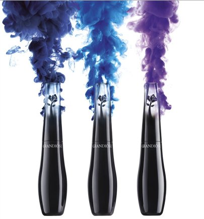Lancome Grandiose Colours Ads